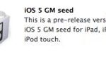 iOS 5.1 GM Cleared for Take Off With New Features Landing with iPad 3