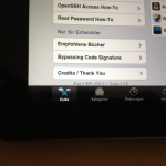 i0n1c demoed the upcoming Untethered Jailbreak for iOS 5.1 on iPad 2
