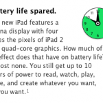 Apple Illuminates about the Lightening Charge Speed of the New iPad