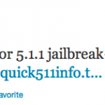 Untethered Jailbreak for iOS 5.1.1 Info Revealed by MuscleNerd
