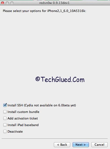 install-ssh-cydia-redsn0w