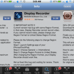 Apple Approves Activator After Display Recorder and Cydia in iTunes