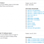 iOS 6 Beta 2 (10A5338d) Is Here, Get It (Direct Links)