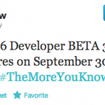 iOS 6 Beta 3 Expires September 30, iOS 6 Beta 4 Landing in Two Weeks?