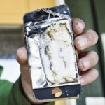 iPhone 4 Went on Flames in a Guys Pocket Caught on Camera (Live Video)