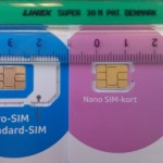 Danish Telecoms Stocking iPhone 5 NANO SIM Cards Prior to Announcement