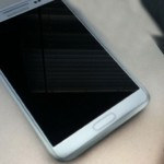 "Alleged Images of Samsung Galaxy Note 2 Leaked Suggests 0.3"" Increment"