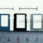 iPhone 5 SIM-Card Frame Leaked Suggesting Nano-SIM