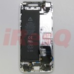 The New iPhone Battery Leaked compared with iPhone 4S Battery
