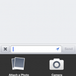 Facebook Messenger for iPhone gets a New Look with iPhone 5 Support
