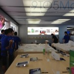 Shanghai Apple Store Briefly Closed after Flood Opted to Pay a Visit