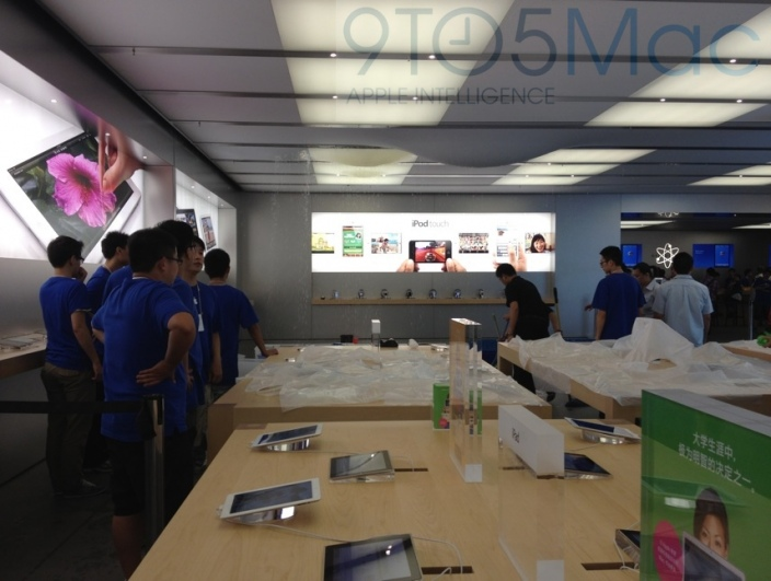 shanghai_apple_store_flood