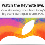Watch iPad Mini Media Event Live Stream Here Along Apple TV