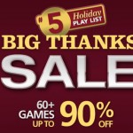 Massive Thanksgiving 2012 Price Cut on E.A Games for iOS (List)
