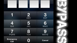 How To Bypass iOS 6.1 Passcode Lock And View iPhone & Photos