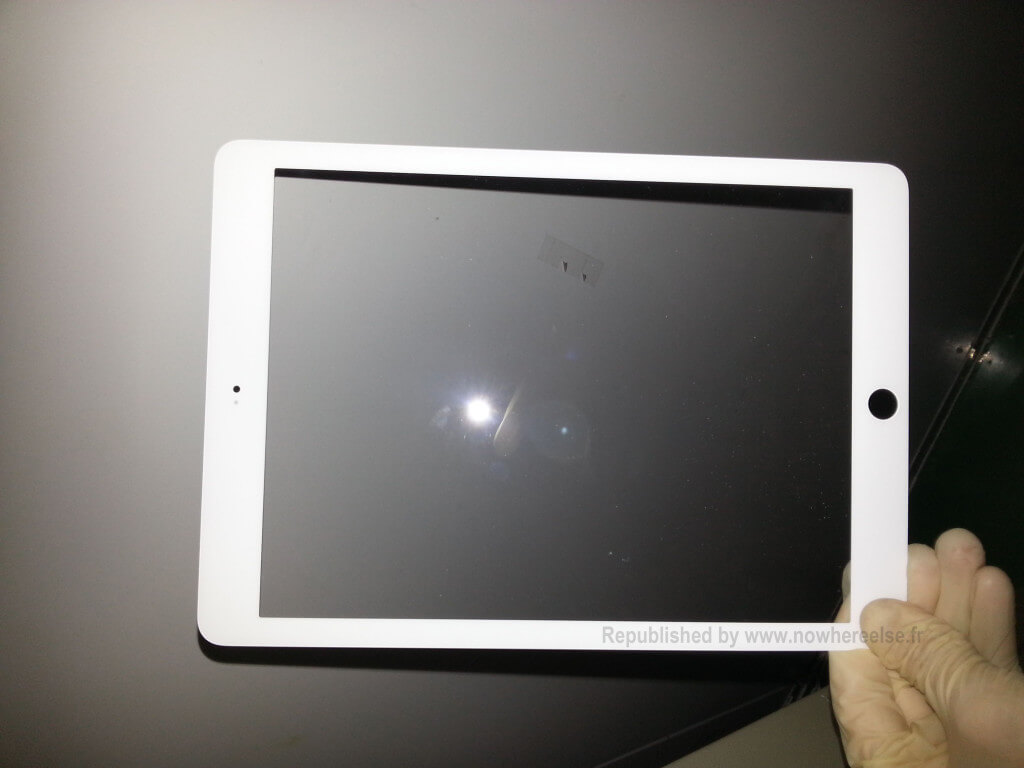 iPad 5_images_leaked