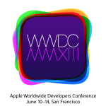 WWDC 2013 Logo Hints Towards Jony Ive's iOS 7 Black and White Look